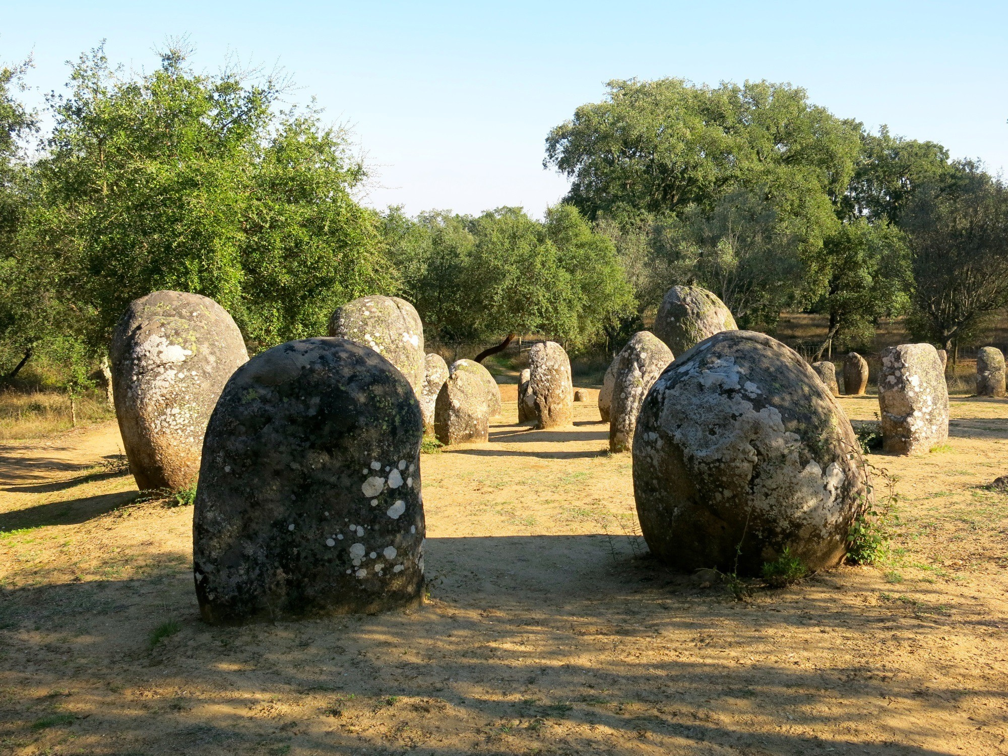 Megalithic Monuments walking tour
