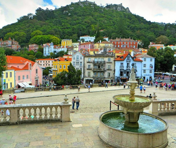 Sintra walking tour